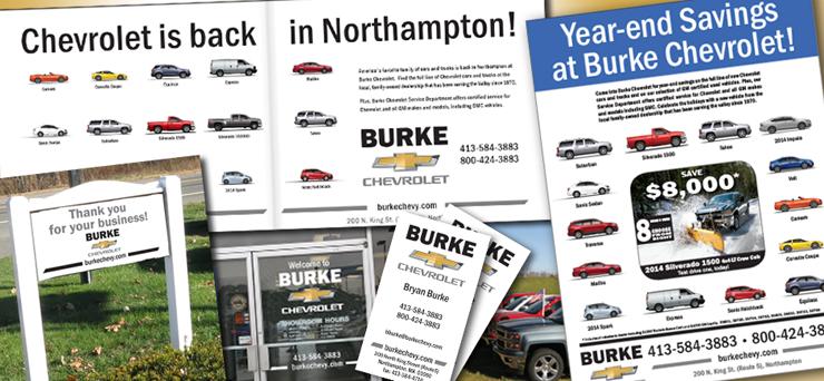 Burke Chevrolet The Benjamin Company
