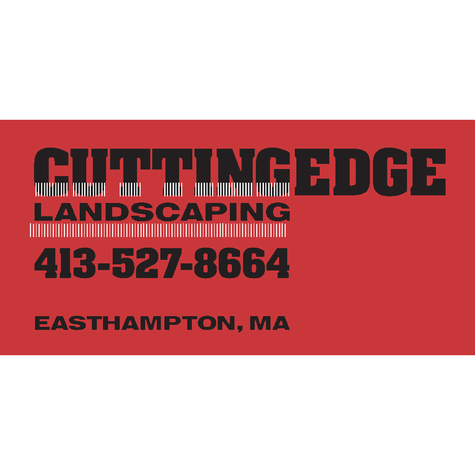 Cutting Edge Landscaping-LOGO