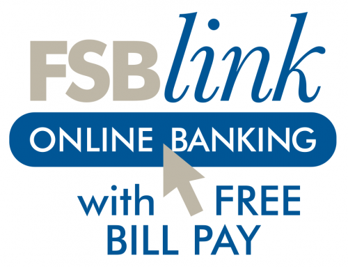 Florence Savings Bank  LOGO: FSBlink Online Banking With Free Billpay