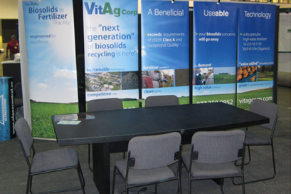 VitAG-Trade Show Booth