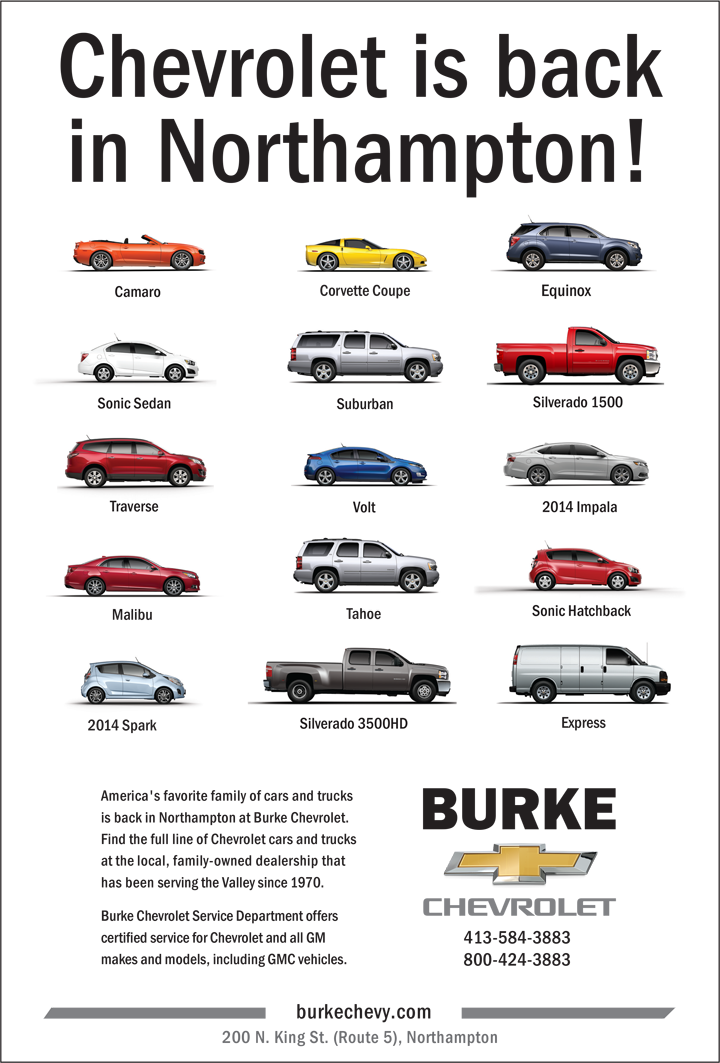 Burke Chevy-AD_In Northampton (V)