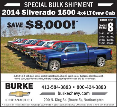 Burke Chevy-AD_2014 Silverado