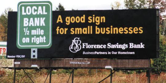 FSB-BILLBOARD_A Good Sign For Small Businesses