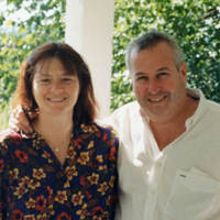 Marian Chapman and Paul A. Benjamin, principals of The Benjamin Company, advertising and public relations agency in Hadley.