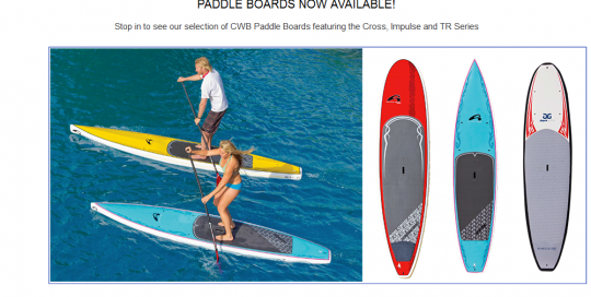 Oxbow Marina-Paddle Boards