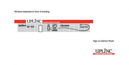Uplinc-Signage