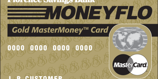 FSB=CARD_Gold MoneyFlo Card
