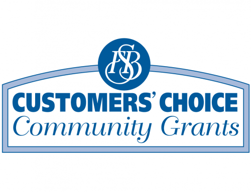 Florence Savings Bank  LOGO: Customers' Choice Community Grants
