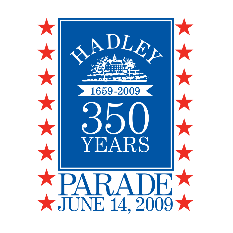 Hadley 350th Parade-LOGO