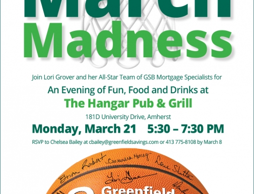 GSB March Madness Advertisement
